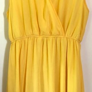 Yellow Ya Los Angeles sundress